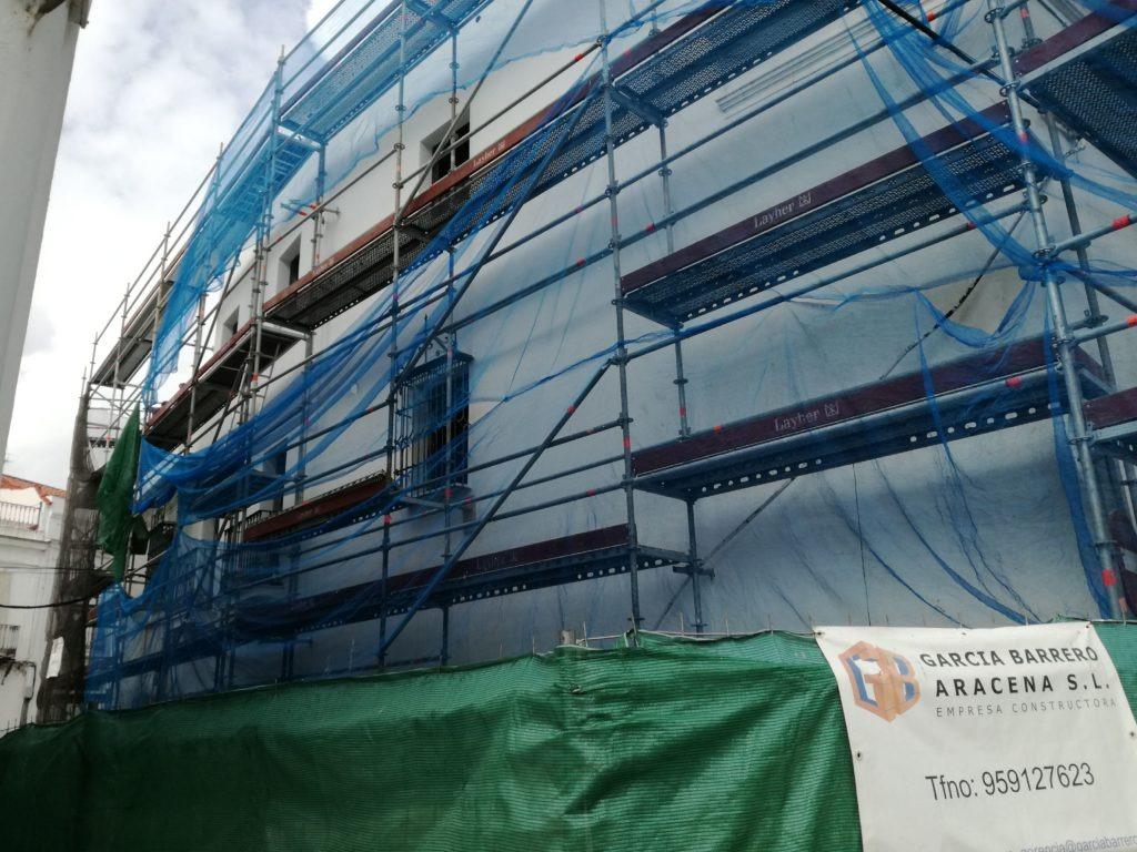 Rehabilitación de vivienda Aracena