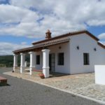 nueva construccion casa rural sierra aracena