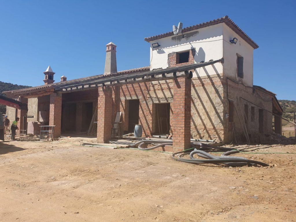 reforma constructora en la provincia de Huelva