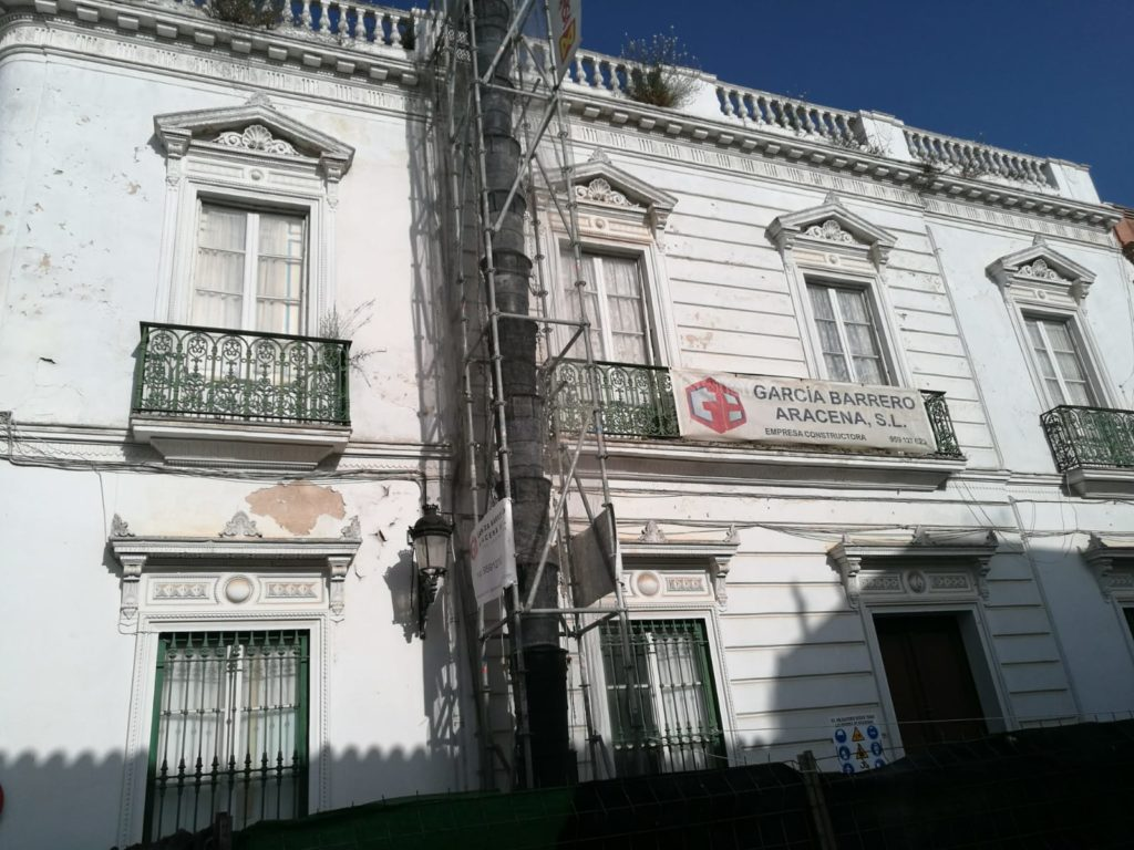 Casa Palacio de los Marqueses de Aracena